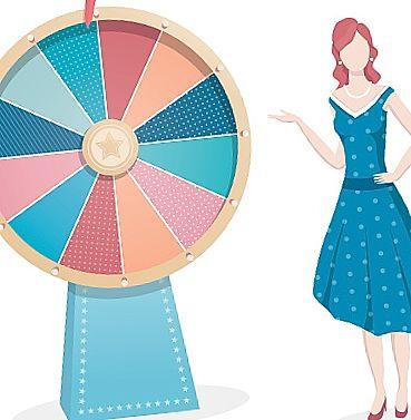 roulette illustratie